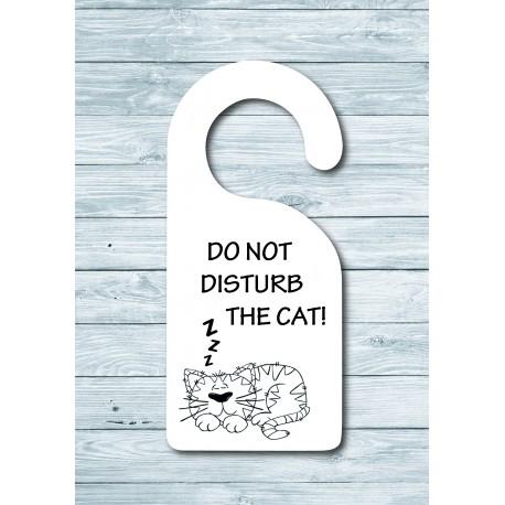 Do Not Disturb the Cat