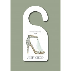 Please Remove your Jimmy Choo