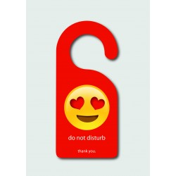 Do Not Disturb - Emoji Love
