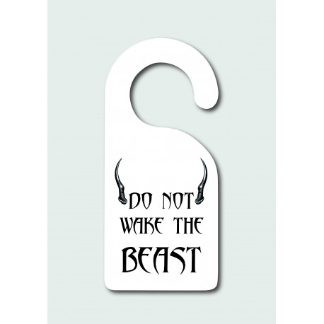 Do Not Wake The Beast