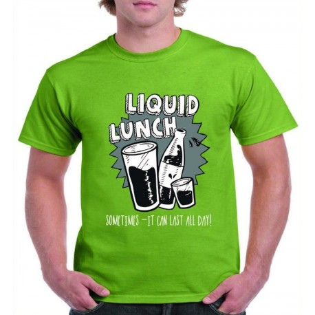 Liquid Lunch T-shirt
