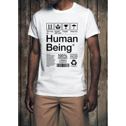 Human Being Packaging T-shirt